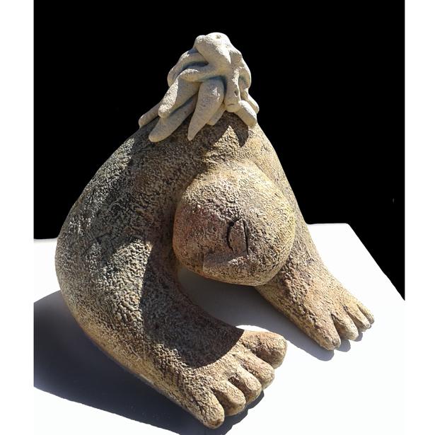 Mercè Coma Escultura 13 EUROPA