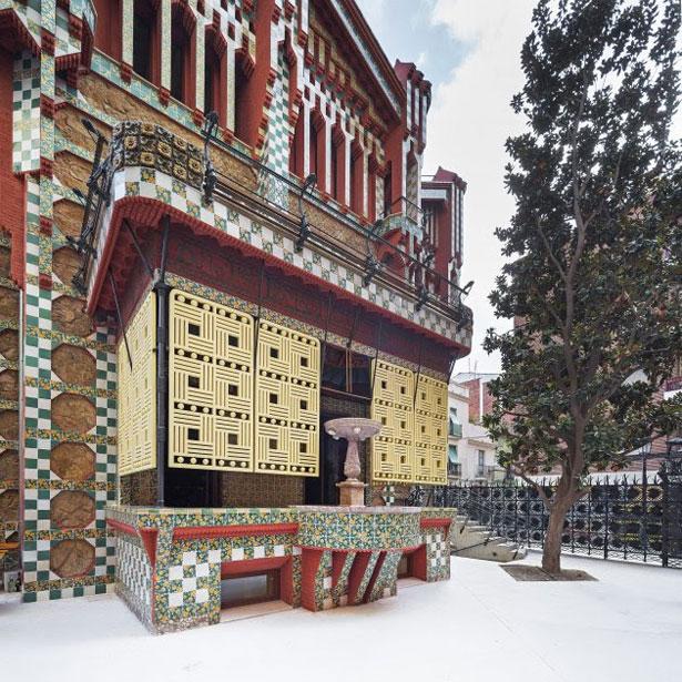 Casa Vicens 1