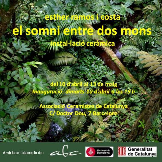 El Somni Entre Dos Mons D'Esther Ramos A L'ACC