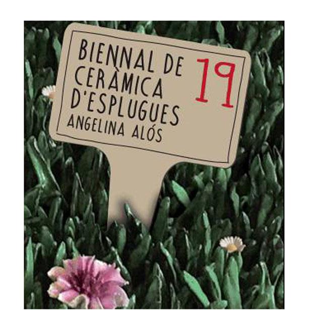 19 Biennal De Ceràmica D'Esplugues Angelina Alós