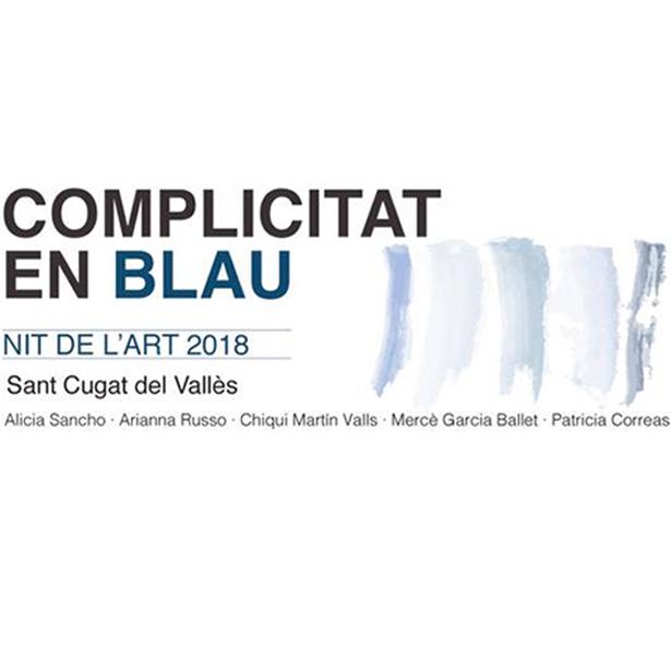 NIT DE L'ART 2018. Festa De L'Art A Sant Cugat Del Vallès