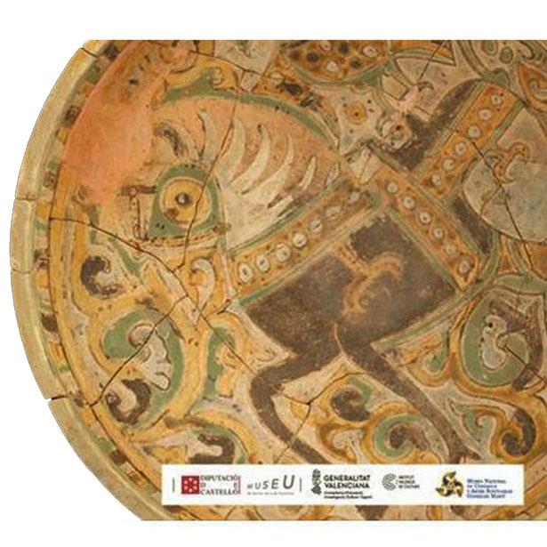 """Conferència """"La Zafa De Fadrell"""" Al Museu Nacional De Ceràmica González Martí De València"""
