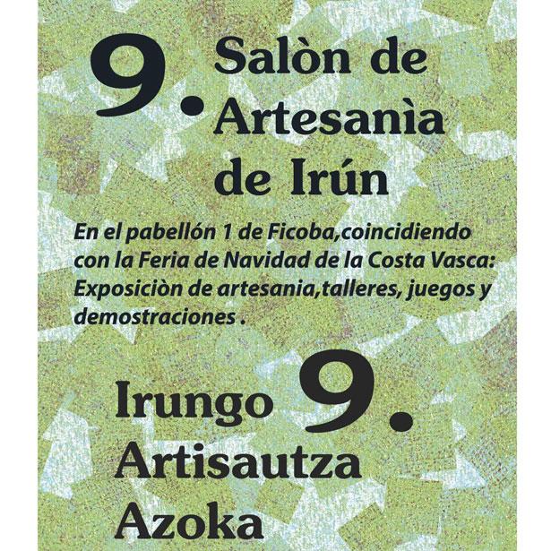 IX SALÓ D'ARTESANIA D'IRUN