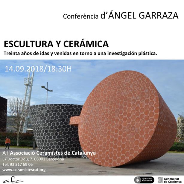 Conferència D'Àngel Garraza A L'ACC
