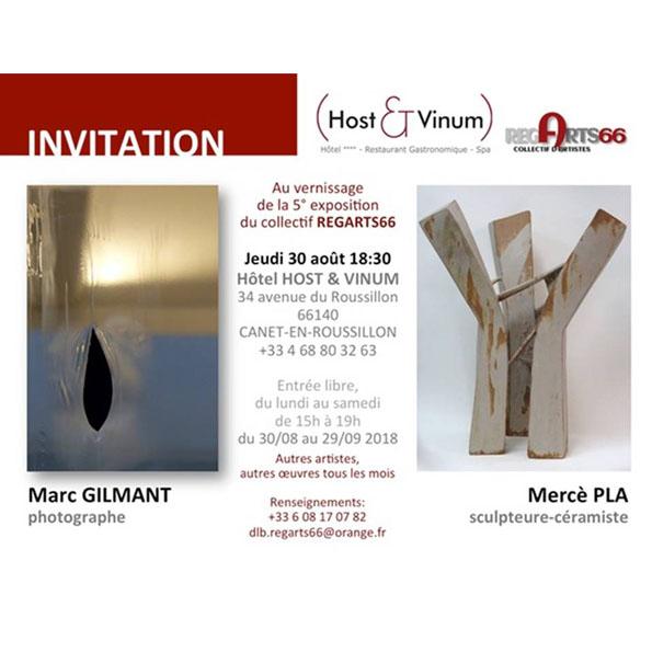 Mercè Pla I Marc Gilmant. Escultura I Fotografia