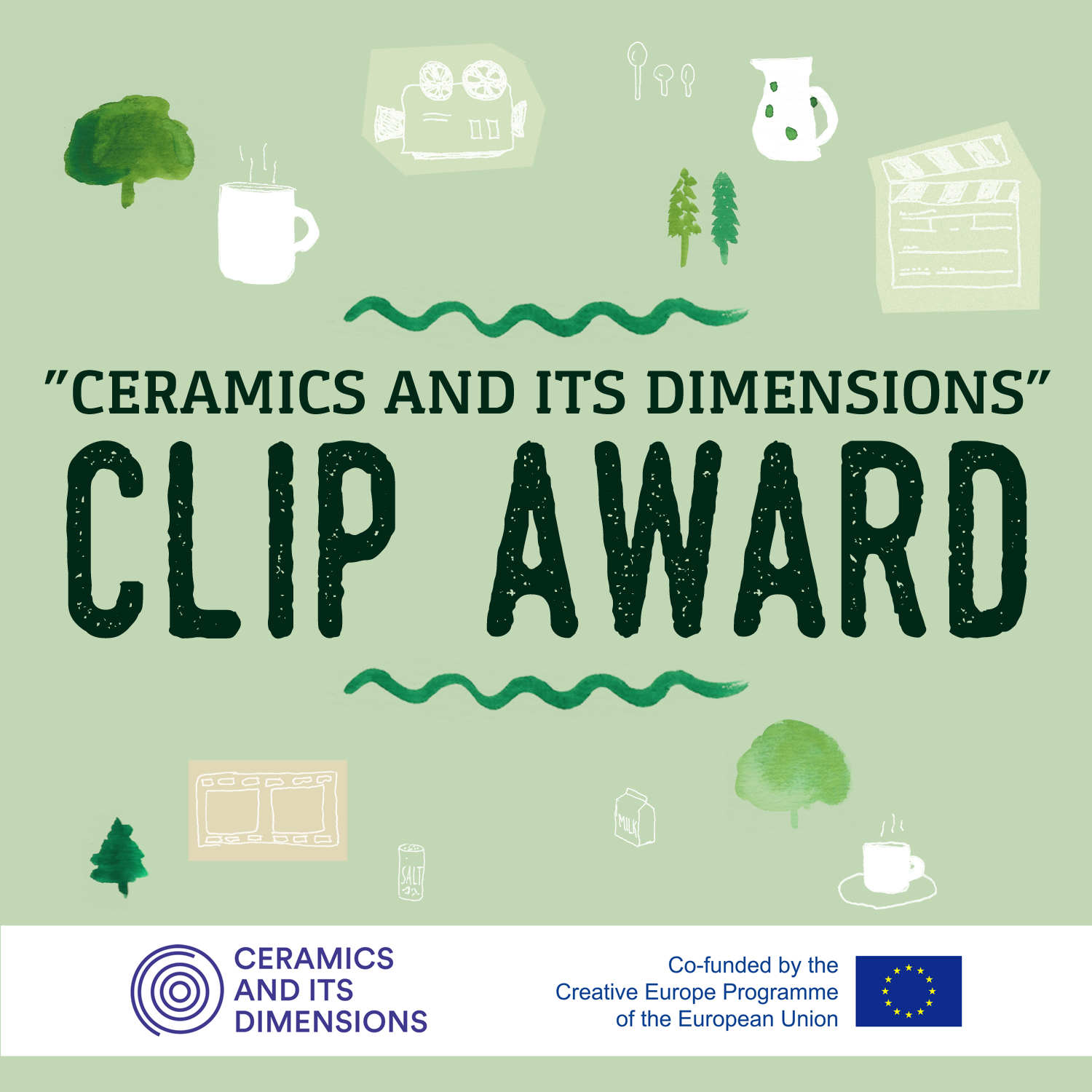 "CONCURS DE VÍDEOS ""GO GREEN: CERAMICS-FUNCTIONAL, SUSTAINABLE, BEAUTIFUL"""
