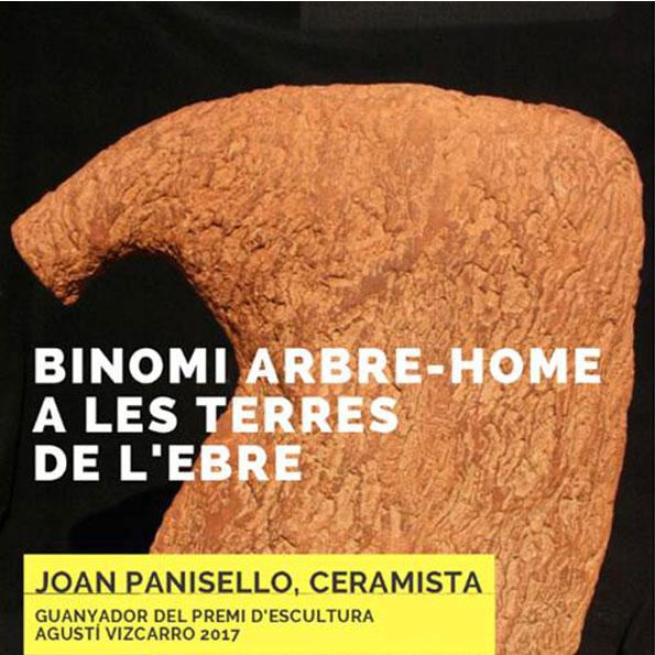 Binomi Arbre-home A Les Terres De L'Ebre