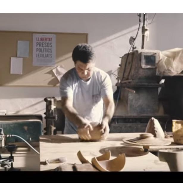 Jordi Cuixart I La Ceràmica