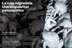 Ruta Migratòria. Una Singularitat Paisatgística