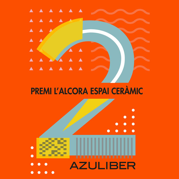 2n Premi L'Alcora Espai Ceràmic AZULIBER