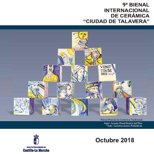 """9a Biennal De Ceràmica """"Ciudad De Talavera"""""""