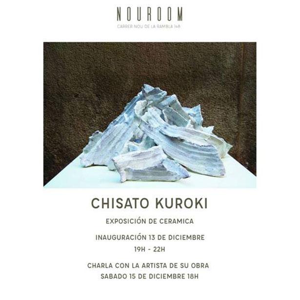 Exposició De Chisato Kuroki En Nouroom