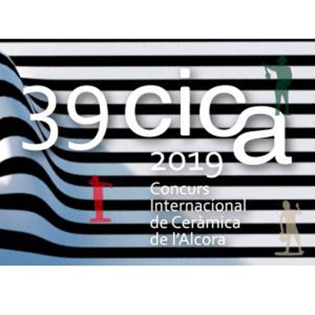39a CICA. Concurs Interancional De Ceràmica De L'Alcora