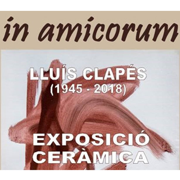 Expo Lluis Clapes Web