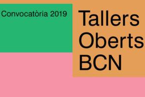 Convocatòria Oberta Tallers Oberts BCN
