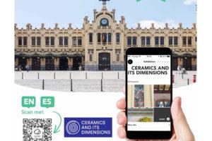 """El Museo Nacional De Cerámica I Cloudguide Presenten L'aplicació """"Cerámica Arquitectónica En Europa"""""""
