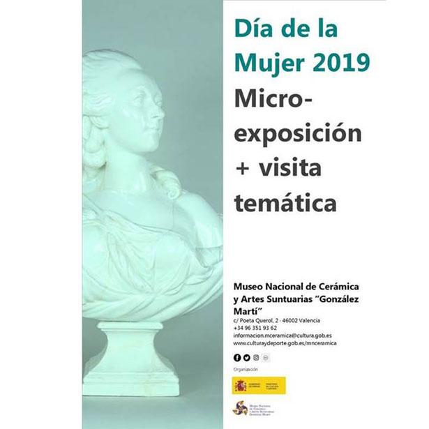 Celebració Del Dia De La Dona Al Museu Nacional De Ceràmica