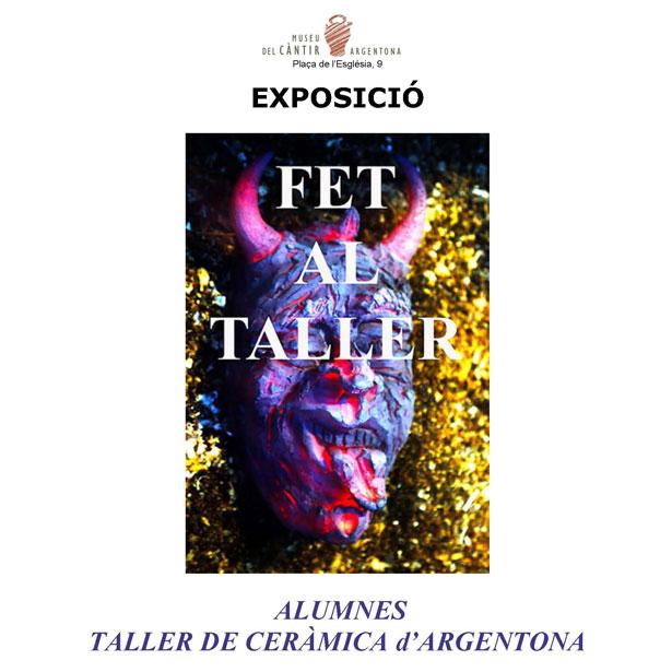 FET AL TALLER. Alumnes Taller De Ceràmica D'Argentona