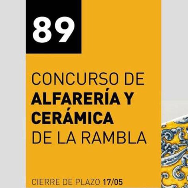 89 Concurs De Ceràmica De La Rambla (Córdoba)