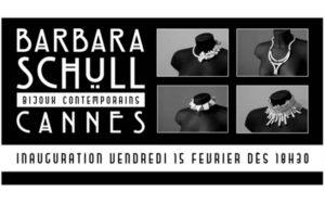 Barbara Schull. Bijoux Contemporains