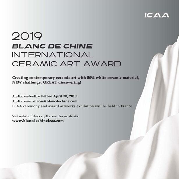 Premi Internacional D'Art Ceràmic Blanc De Xina