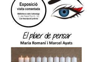 El Plaer De Pensar. Maria Romaní I Marcel Ayats