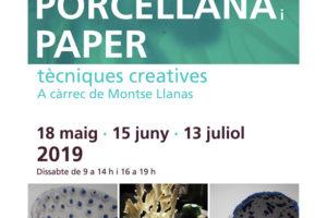 Porcellana I Paper. Tècniques Creatives