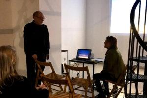 Presentació Del Llibre Tussenbeld De Trudy Kunkeler