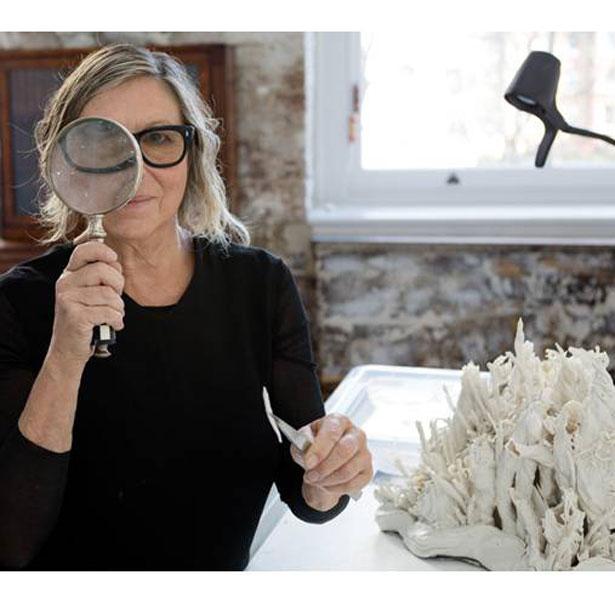 London Craft Week 2019: Les Creacions Naturals De Ceràmica De Lucille Lewin