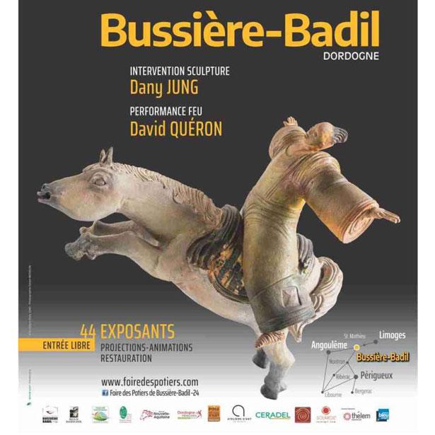 43e Marché Céramique De Bussière-Badil