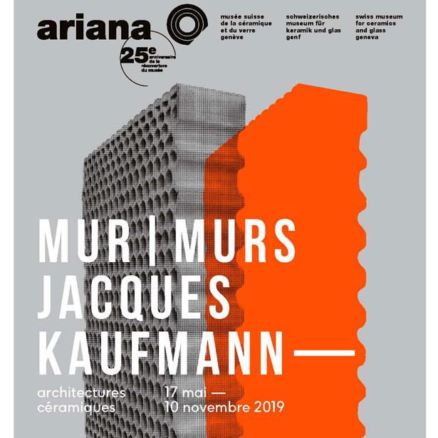 MUR | MURS Jacques Kaufmann, Ceramic Architecture