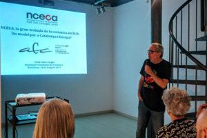 Conferència D'Oriol Calvo Sobre NCECA A L'ACC
