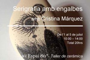 SERIGRAFIA AMB ENGALBES