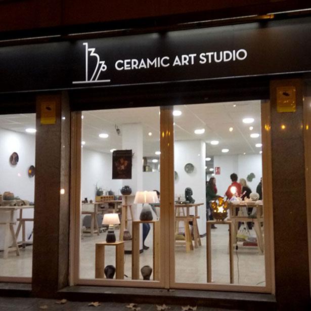 137 Ceramic Art Studio Web