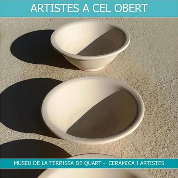 Artistes A Cel Obert. Presentació Del Nou Catàleg A Rupià