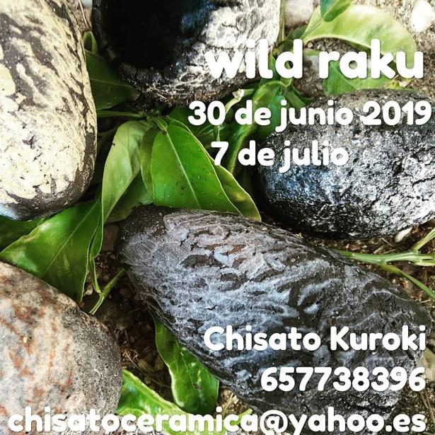 Wild Raku Con Chisato Kuroki