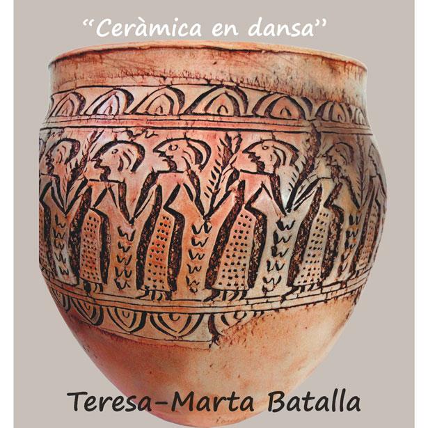 """""""Ceràmica En Dansa"""" De Teresa-Marta Batalla"""