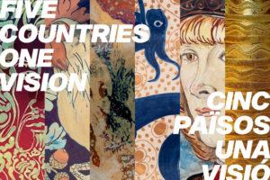 """Five Countries, One Vision – Cinc Països Una Visió"""