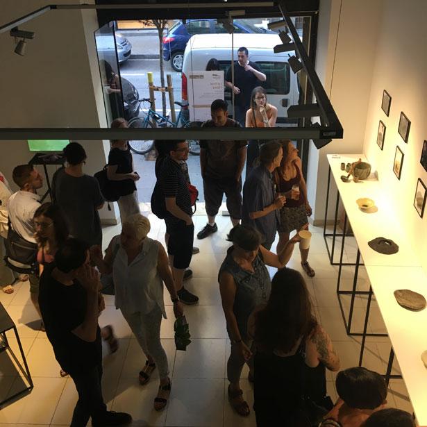 """Inauguració De """"…I Al Final L'Obra"""", Exposició D'alumnes De La Industrial"""
