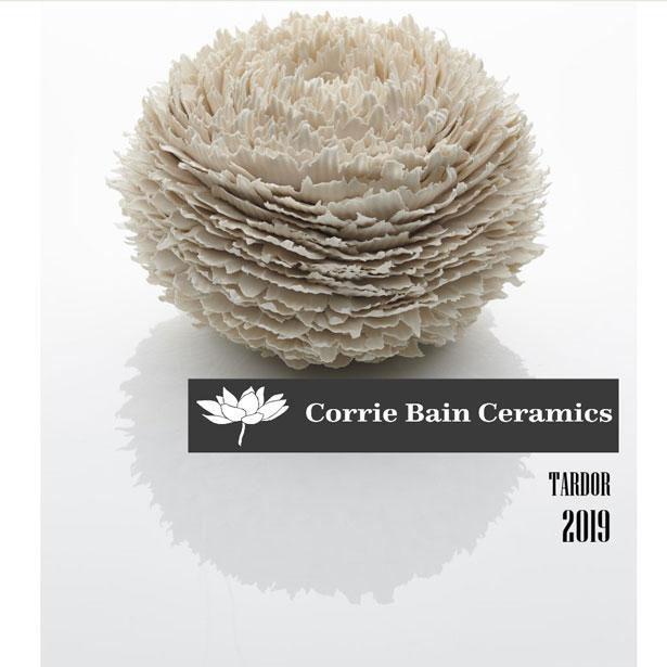 Corrie Bain Ceramics. Cursos Tardor 2019