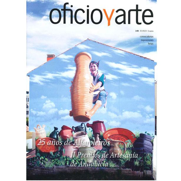 Revista Oficio Y Arte 149
