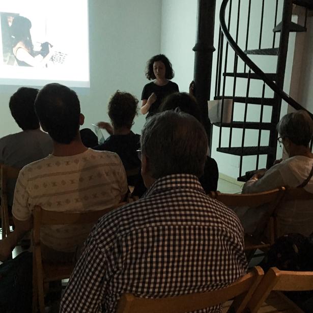 "Fotografies De La Conferència ""Sellos Precolombinos"" A L'ACC"