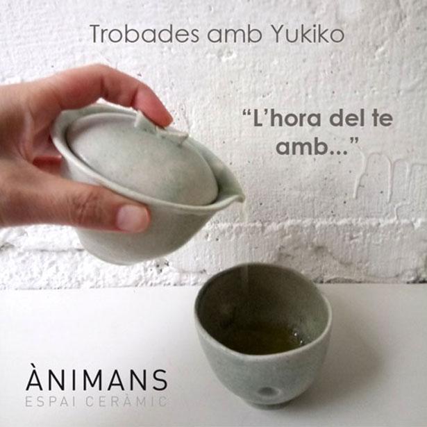 Trobades Amb Yukiko: L'HORA DEL TE AMB…