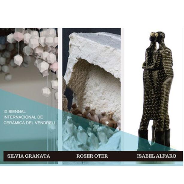 Artesania Catalunya Inaugura Tres Exposicions