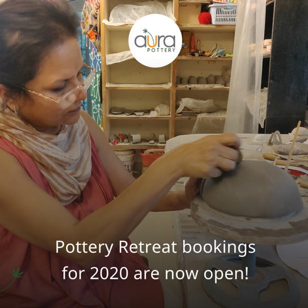 Pottery Retreat 2020 (Retir Ceràmic A L'India)