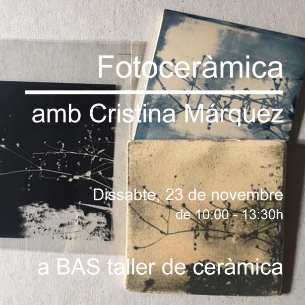 Bas Fotoceramica 23 Nov 2019
