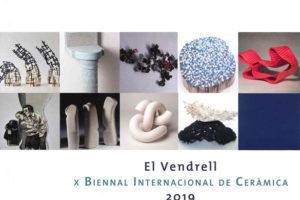 Catàleg X Biennal Internacional De Ceràmica El Vendrell