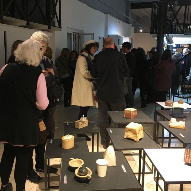 Inauguració De L'exposició CAPSES A L'ACC