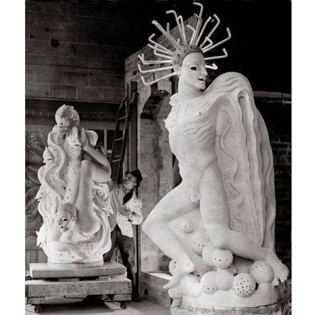 Jazz Age Sculpture Waylande Gregory Web