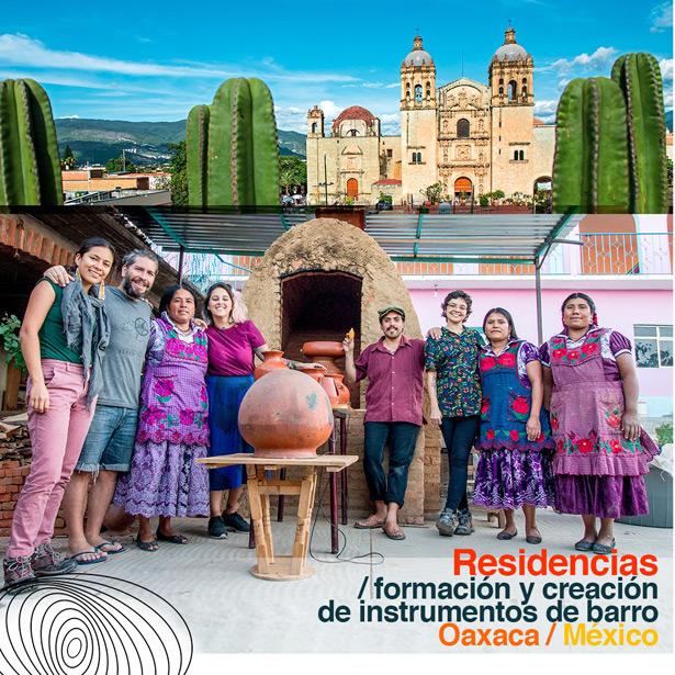Residència Artística A Oaxaca, Mèxic